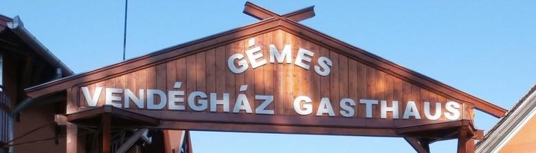 Guesthouse Gémes